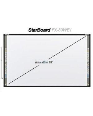 Lavagna interattiva serie fx-89e2 StarBoard A05FX89E2-T10 4571292120722 A05FX89E2-T10