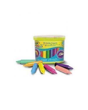 maxi pastelli a cera mk Crayola 784 5010065007840 784