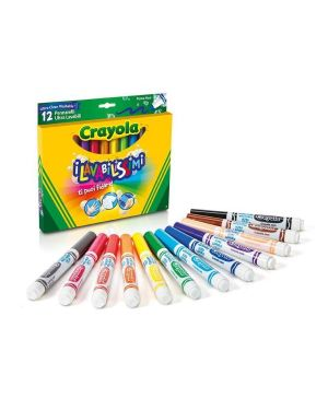 Lavabilissimi- pen.lli p.tamaxi Crayola 58-8329 71662083298 58-8329