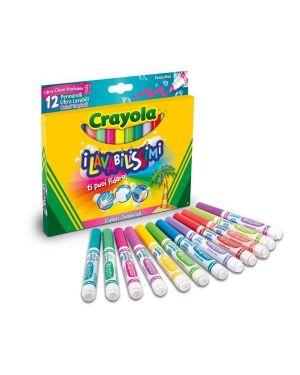 Penn.lli lav. maxi col. trop Crayola 58-8335 71662083359 58-8335