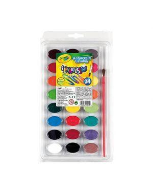 lavabilissimi - acquerelli Crayola 53-0524 71662052409 53-0524