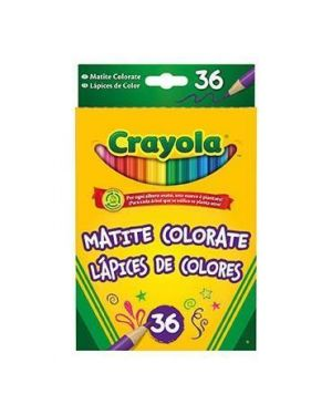 matite colorate Crayola 3636 5010065036369 3636