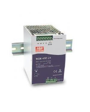 48v 480w single output industrial - At mwwdr480/48 AT-MWWDR480/48