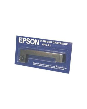 Nastro nero EPSON - VOLUME SUPPLIES U2 C43S015358 10343852914 C43S015358_EPSS015358 by No