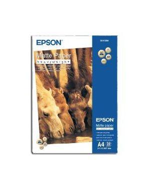 Carta speciale opaca matte 50 fg Epson C13S041256 10343818439 C13S041256_EPSS041256