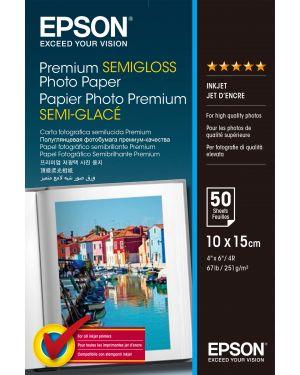 Carta fotografica semilucida EPSON - CONSUMER MEDIA C13S041765 10343605169 C13S041765_EPSS041765