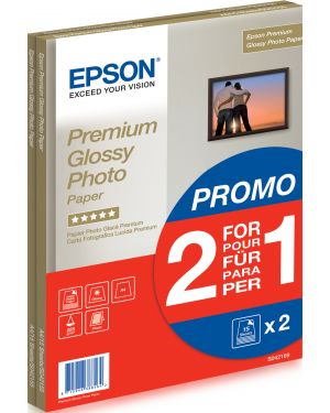 Photo paper premium EPSON - CONSUMER MEDIA C13S042169 8715946388564 C13S042169_EPSS042169 by No