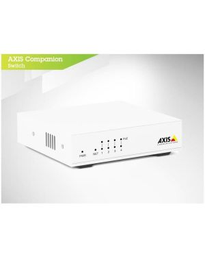 Axis companion switch 4ch Axis 5801-352 7331021052406 5801-352
