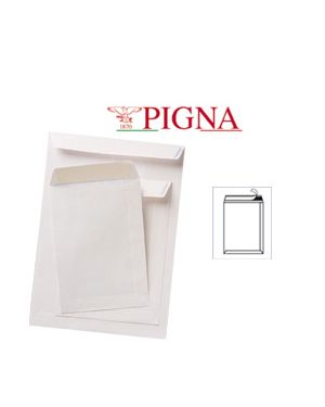 500 buste a sacco bianche 190x260mm 80gr adesiva competitor pigna 2947226 8006873158963 2947226