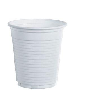 100 bicchieri 166cc bianco monouso dopl 2033