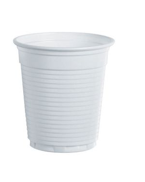 100 bicchieri 166cc bianco monouso dopla 2033 8005090420099 2033