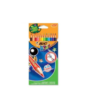 Pastelli bic kids evolution Bic 82902910 3270220060963 82902910