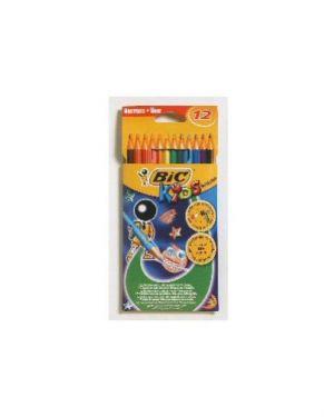 Stuccio 12 matite kids evolution bic 82902910