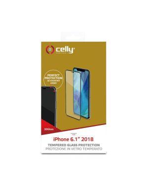 3d glass iphone xr bk 3DGLASS998BK