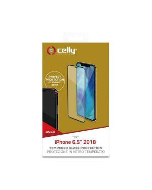 3d glass iphone xs max bk 3DGLASS999BK