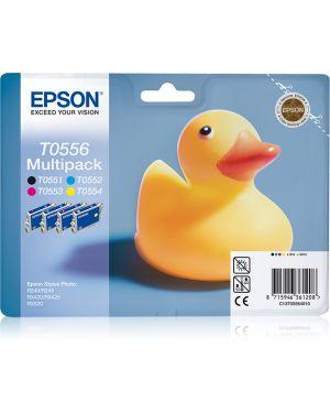 Multipack 4 colori per r240 EPSON - CONSUMER INK (S1) C13T05564010 8715946361208 C13T05564010_EPST05564010