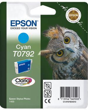 Cartuccia ciano per EPSON - CONSUMER INK (S1) C13T07924010 8715946360508 C13T07924010_EPST07924010