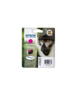 Cartuccia inchiostro a pigmenti magenta epson durabrite ultra blister rs C13T08934011_EPST08934011