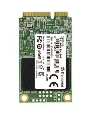 128gb msata ssd sata3  3d tlc Transcend TS128GMSA230S 760557842583 TS128GMSA230S