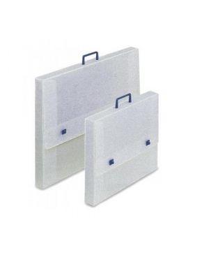 Valig poliond bianco 37.5x51x5 M555