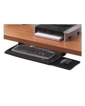 Supporto tastiera deluxe nero 8031201