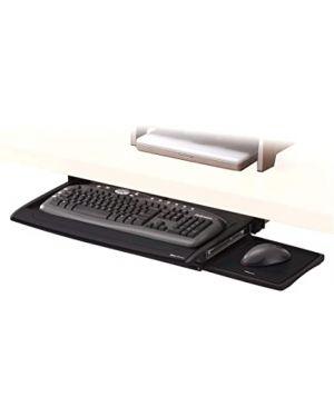 Supporto tastiera deluxe nero Fellowes 8031201 50043859470926 8031201