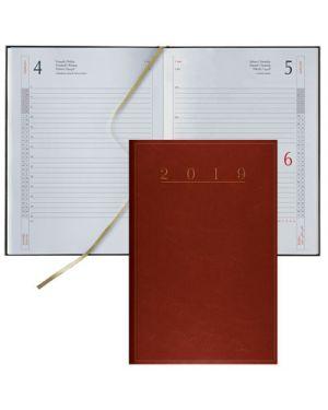 Agenda 14,5x20,5 classica s - d madrid rosso inglese 64001008 BALDO 64001008 2000001872840 64001008