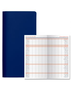 Genda 7x13,5 planning satin bm blu 0520_001_01 5200101