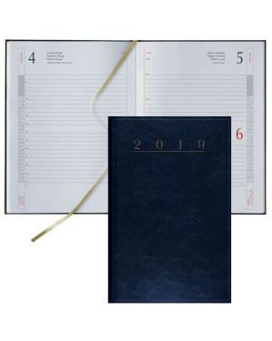 Agenda 14,5x20,5 classica s - d madrid blu 64001001 BALDO 64001001 2000001855799 64001001