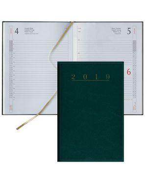 Agenda 14,5x20,5 classica s - d madrid verde 64001004 BALDO 64001004 803279365004 64001004