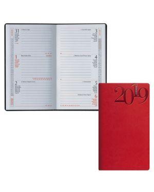 Agenda tasc.8x14 print rosso riviere 55204412 BALDO 55204418 803279365123 55204418