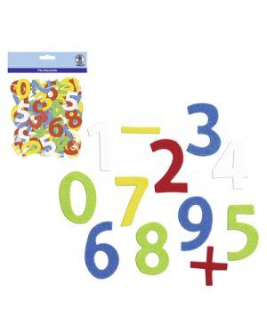 Numeri in feltro set 20310099