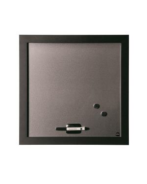 Lavagna magnetica nera 45x45 Bi-Office MM89100168 5603750058014 MM89100168
