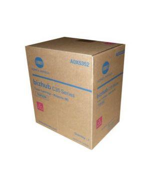 Toner magenta bizhub c35 tnp-22m A0X5352_KONA0X5352