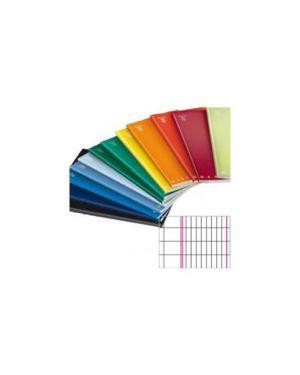 Maxiquaderno a4 40fg+2 80gr 2 colonne monocromo pigna CONFEZIONE DA 10 02298872C
