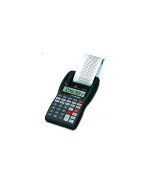 Calcolatrice summa 301 portatile scrivente 12 cifre nero B4621_OLIB4621