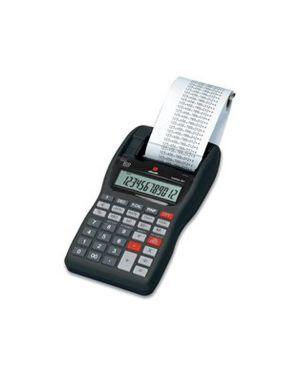 Calcolatrice summa 301 portatile scrivente 12 cifre nero B4621 8020334337025 B4621_OLIB4621