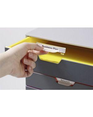 Varicolor  4 cassettiera da scriva Durable 7604-27 4005546702407 7604-27 by Durable