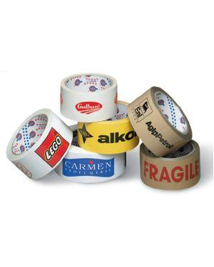 Nastro adesivo 50mm x 66m 'fragile' pp36nn eurocel 1000000391 8001814265977 1000000391 by Eurocel