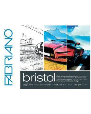 Blocco bristol a3 250gr 20 fg Fabriano 19002942 8001348179405 19002942 by Fabriano