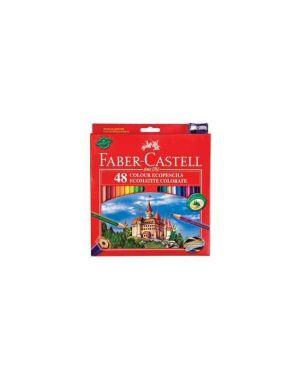 matite eco temperalapis Faber Castell 120149 7891360467168 120149