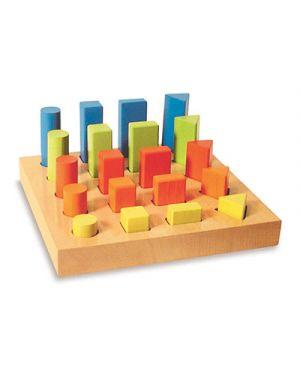 Forme descrescenti in legno 6935