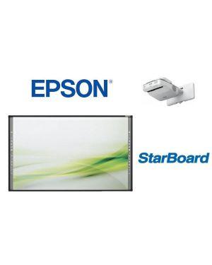 Kit lim + vp lcd eb-670 con staffa StarBoard FX79-EB-670  FX79-EB-670