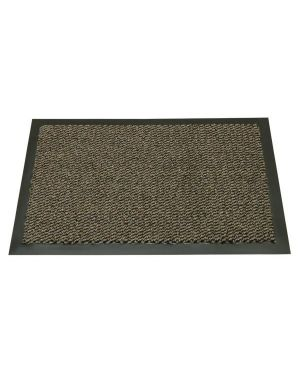 Tappetino ingresso ppl 60x90 grigio Paperflow K480024 3660141912449 K480024