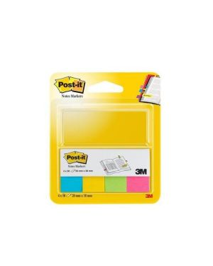 Post-it segnapagina 670-4u 20x38 Post-it 29531 3134375393980 29531
