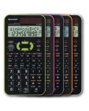 El520xyr - arancione Sharp SH-EL520XYR 4974019045269 SH-EL520XYR by Sharp