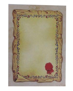 Pergamena gonzaga gr.160 cm.21x29,7 - conf. 10 fg CWR 9890 8004957098907 9890