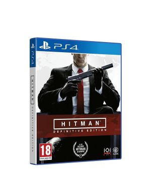 Ps4 hitman definitive edition - Hitman definitive edition 1000717647