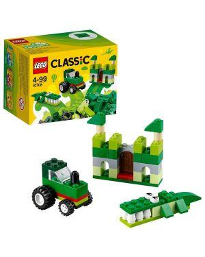 Scatola della creativitÀ verde - Scatola della creativitÀ verde 10708