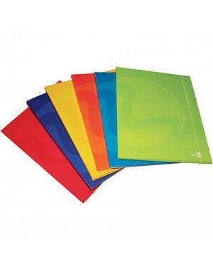 Cartellina 3 lembi con elastico dorso 1 color BIEMME ARTI GRAFICHE 112775 8008234127755 112775